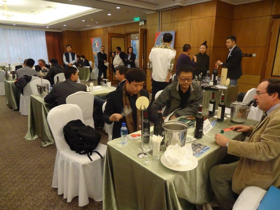 Made in italy food wines 100ita a pechino incontri for Camera di commercio italiana in cina