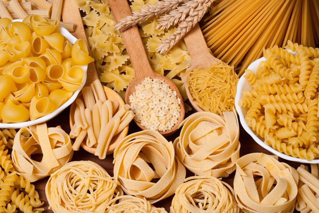 on Different Types Of Pasta Sauce